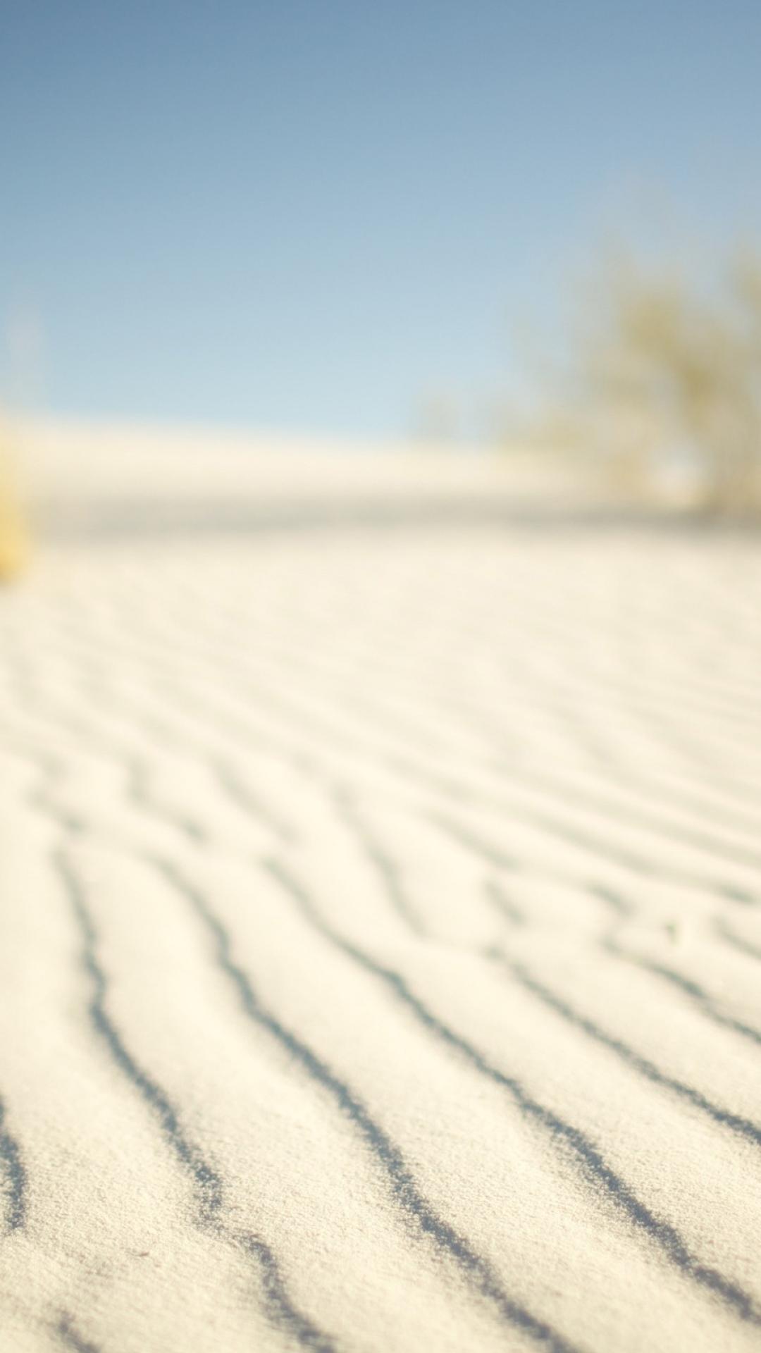iphone wallpaper desert sand lines makro Desert