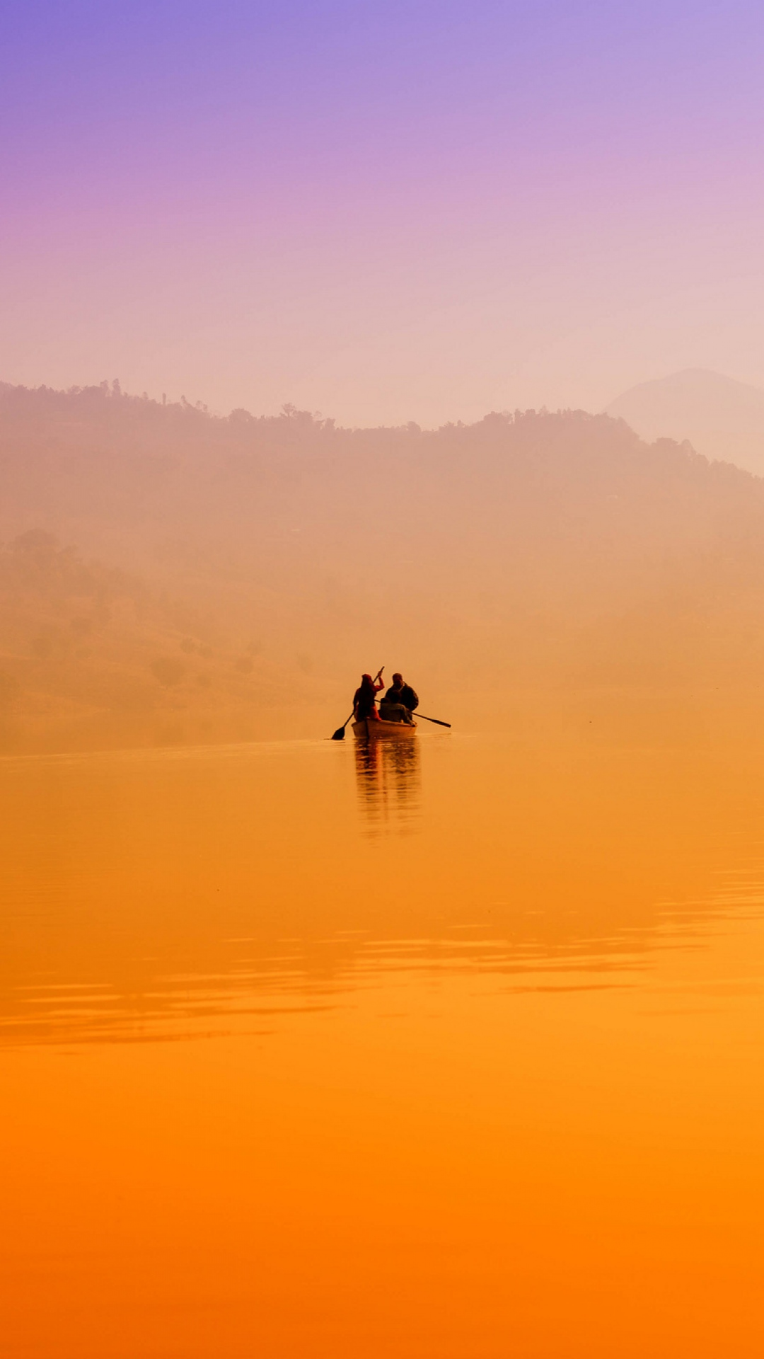 boat lake mist hills 100244 1080x1920 Boat