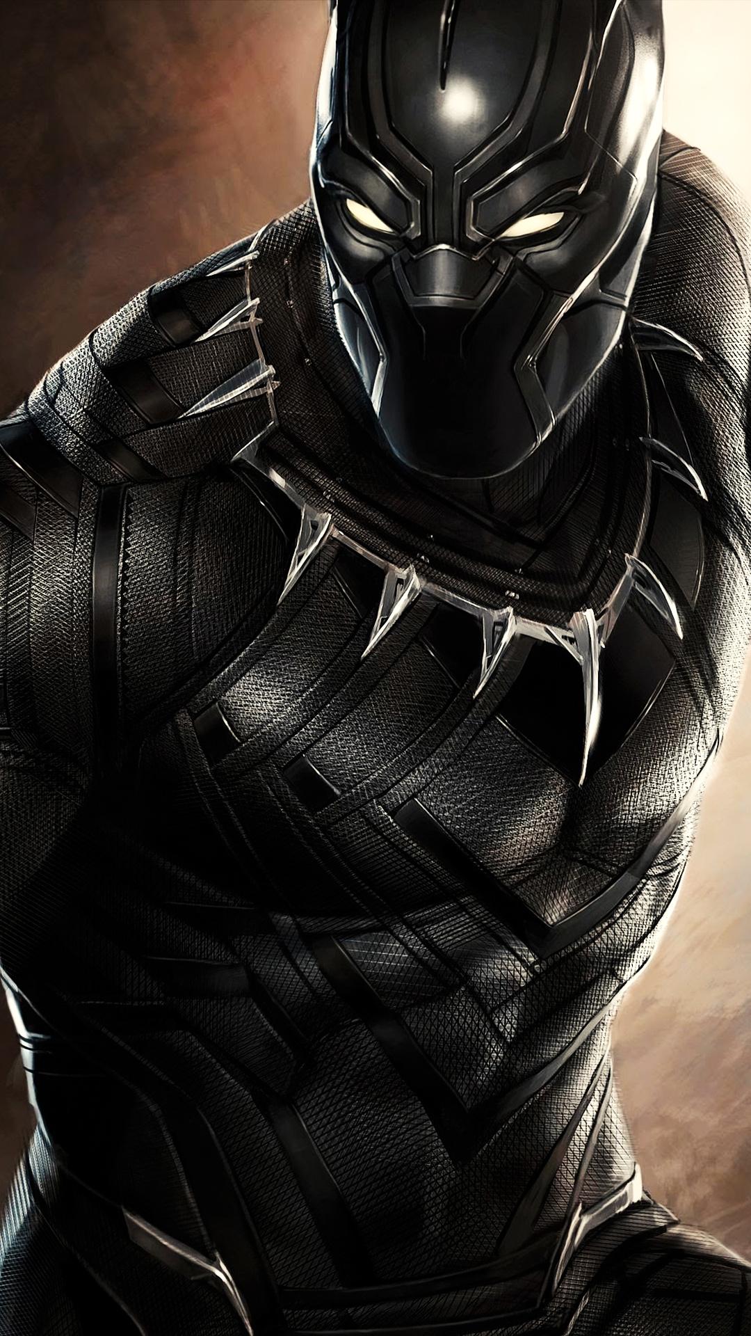 iPhone wallpaper black panther2 Black Panther
