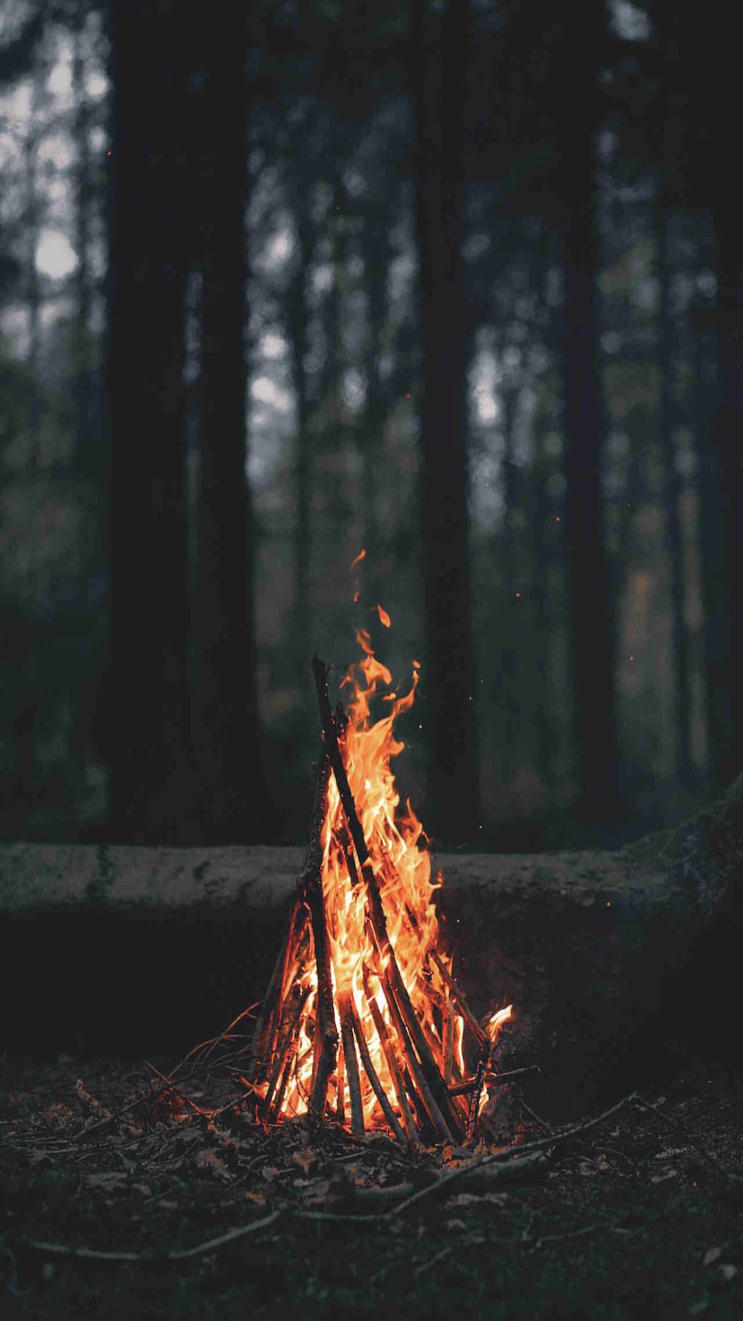 iPhone wallpaper campfire2 Campfire