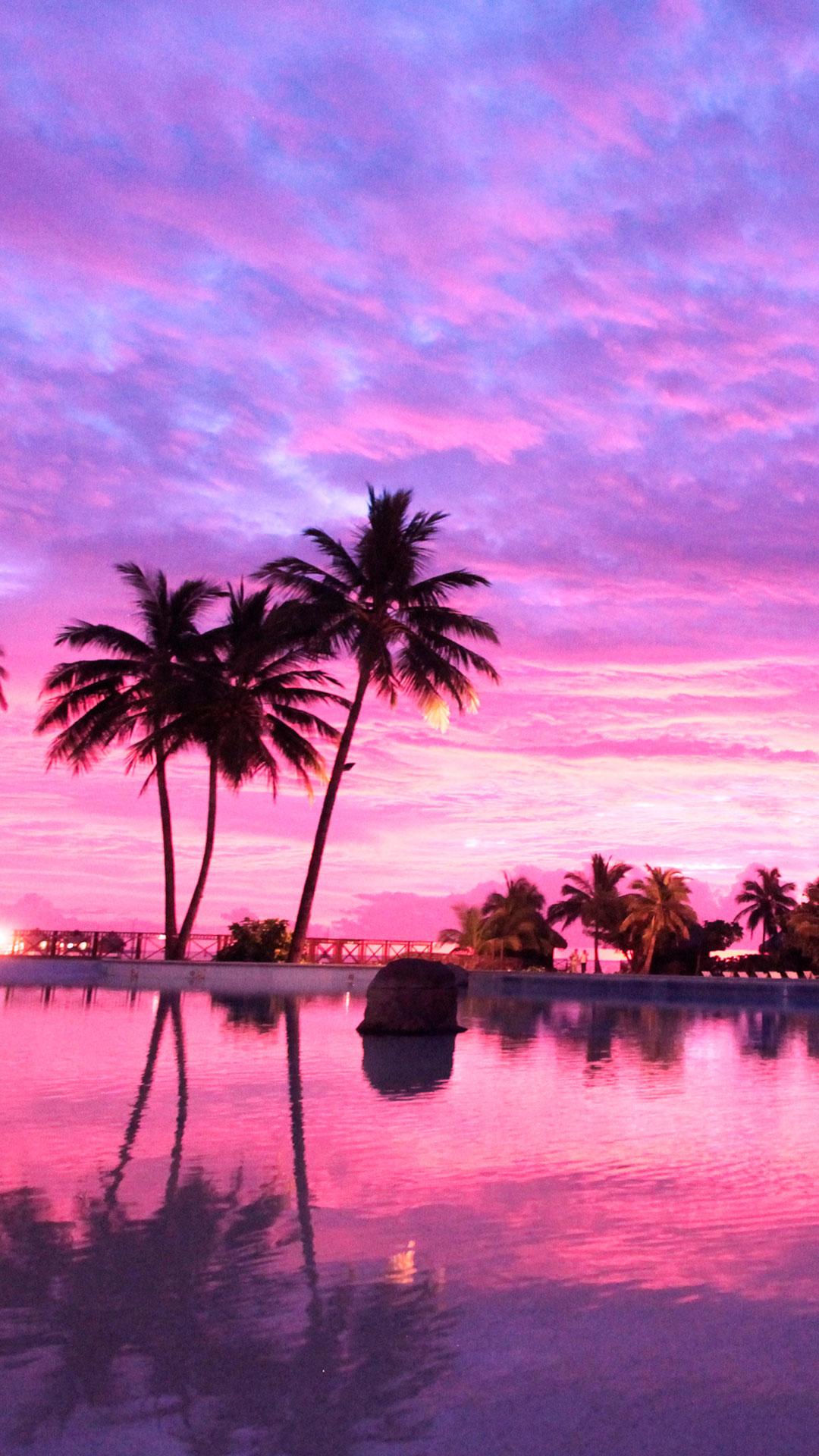 iPhone wallpaper sunset2 Sunset