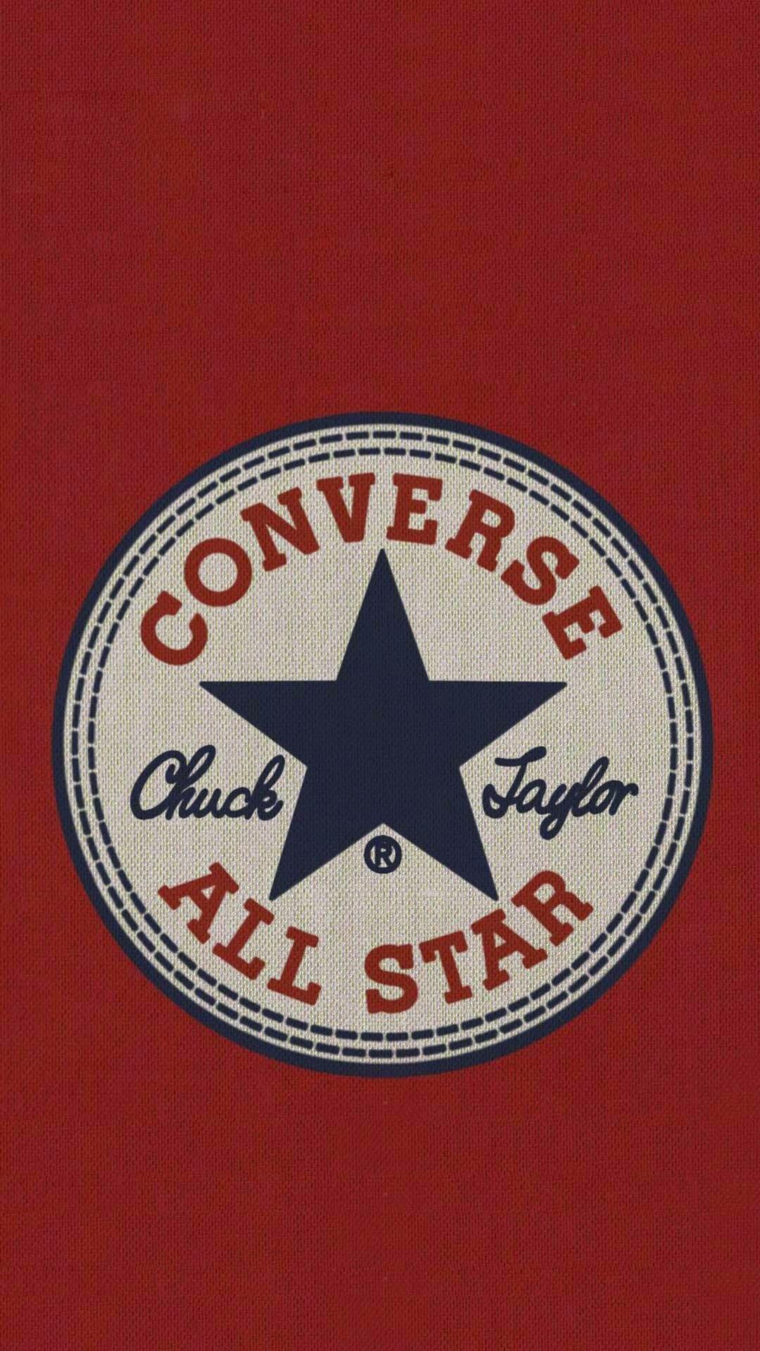 iPhone wallpaper converse logo Converse