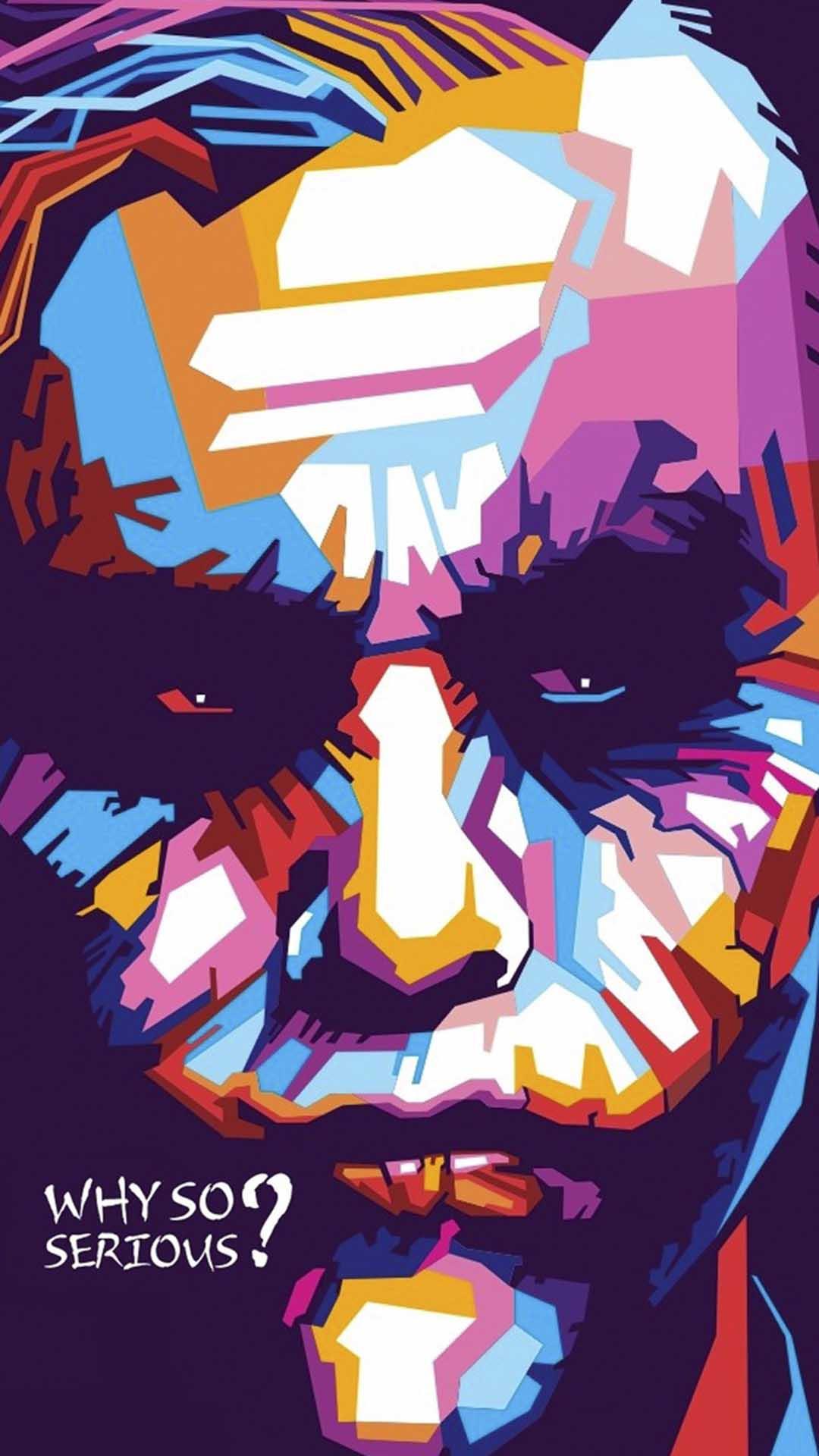 iPhone wallpaper joker ledger Joker