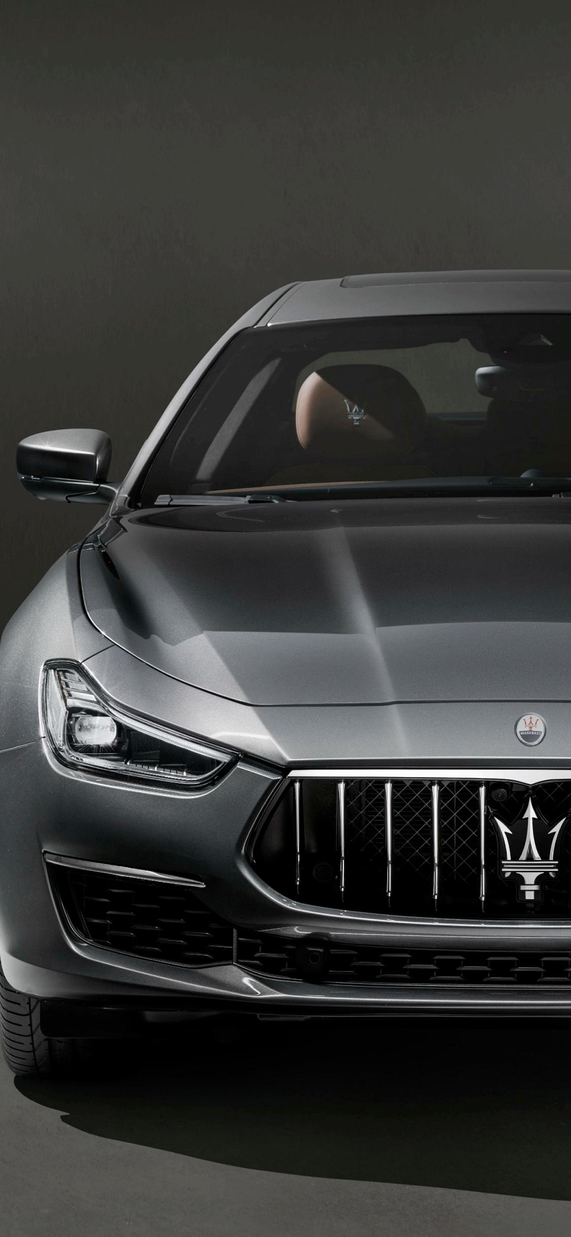 iPhone wallpaper maserati gran turismo sport Maserati