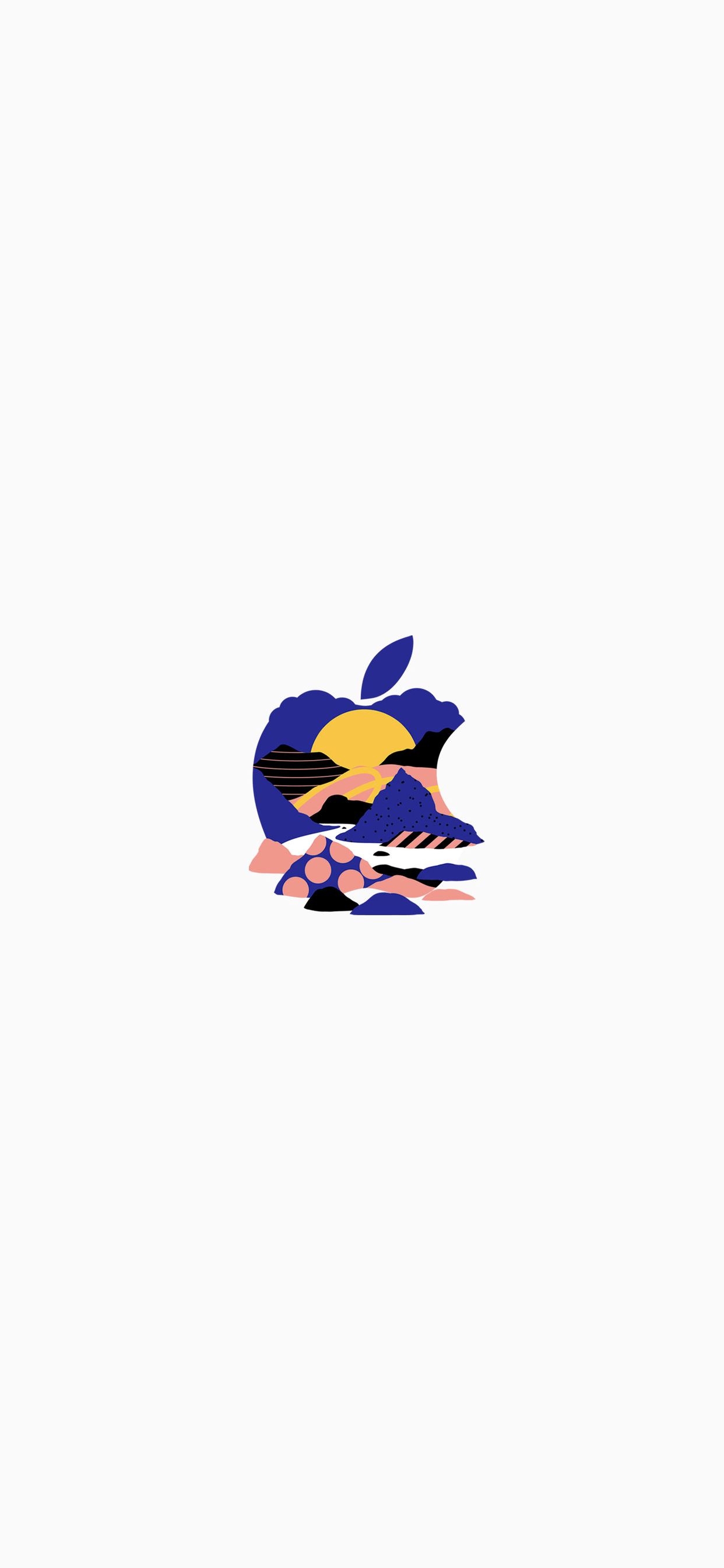 7 Apple logo