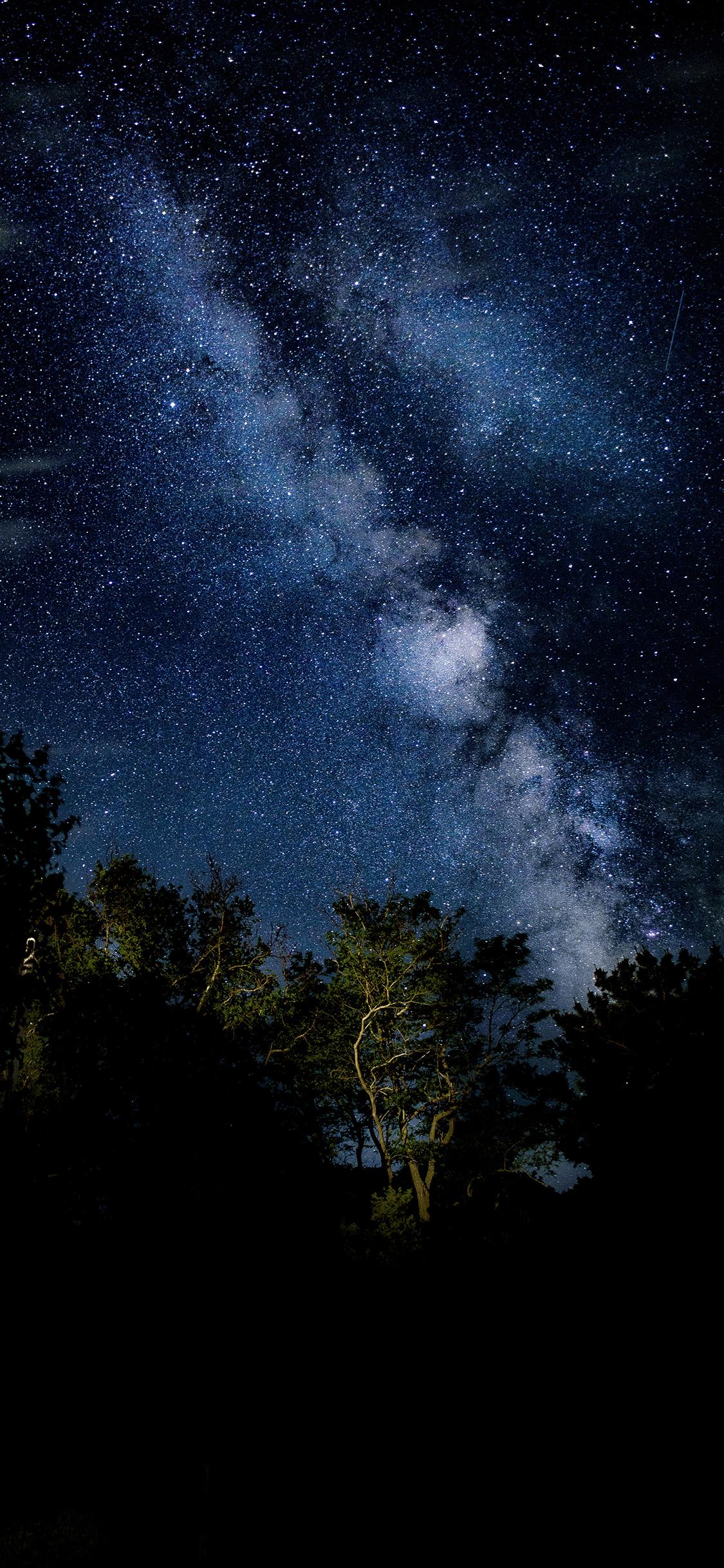 iPhone wallpaper milkyway Milky Way