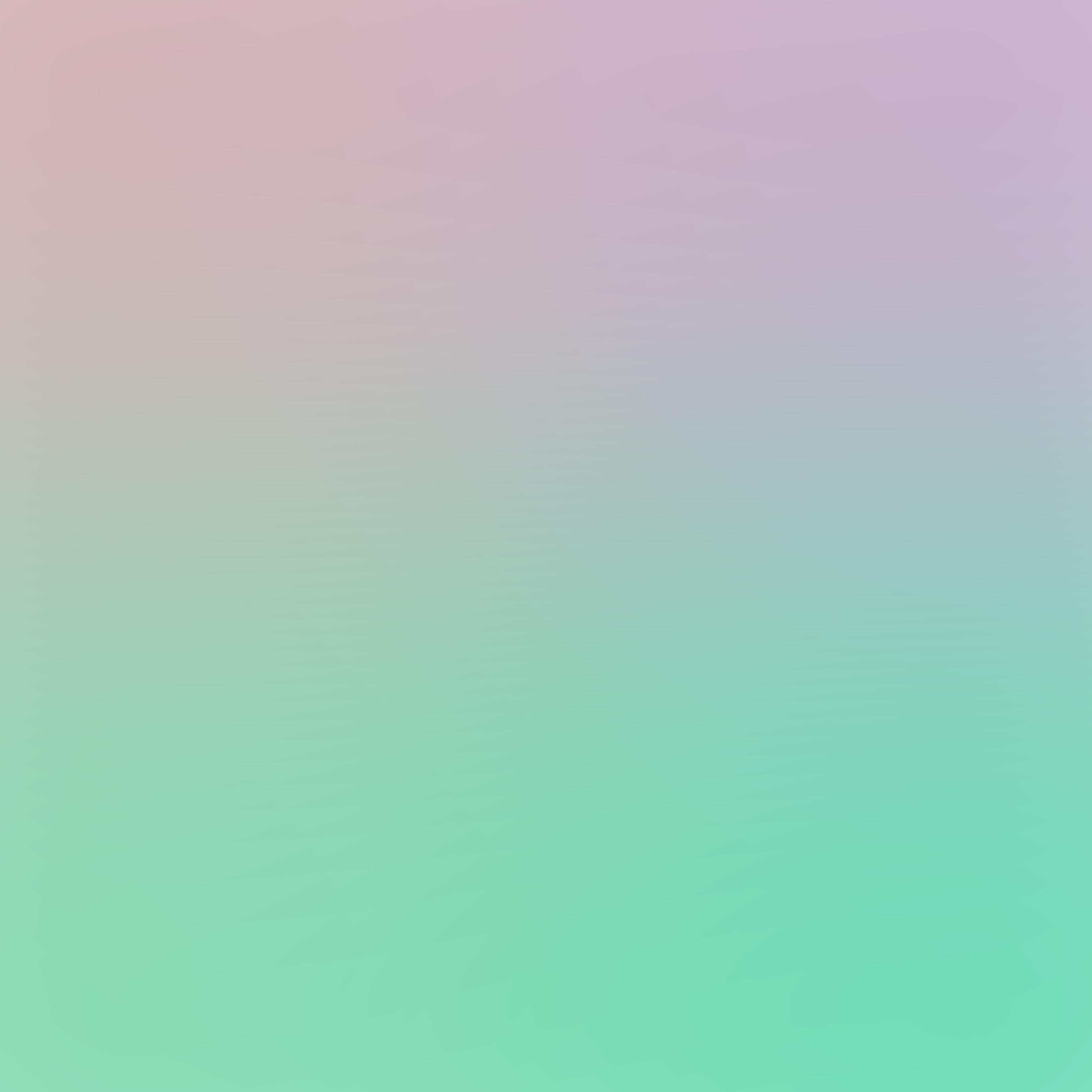 iPhone wallpaper iPad pro green purple soft blur gradation iPad Pro Wallpapers