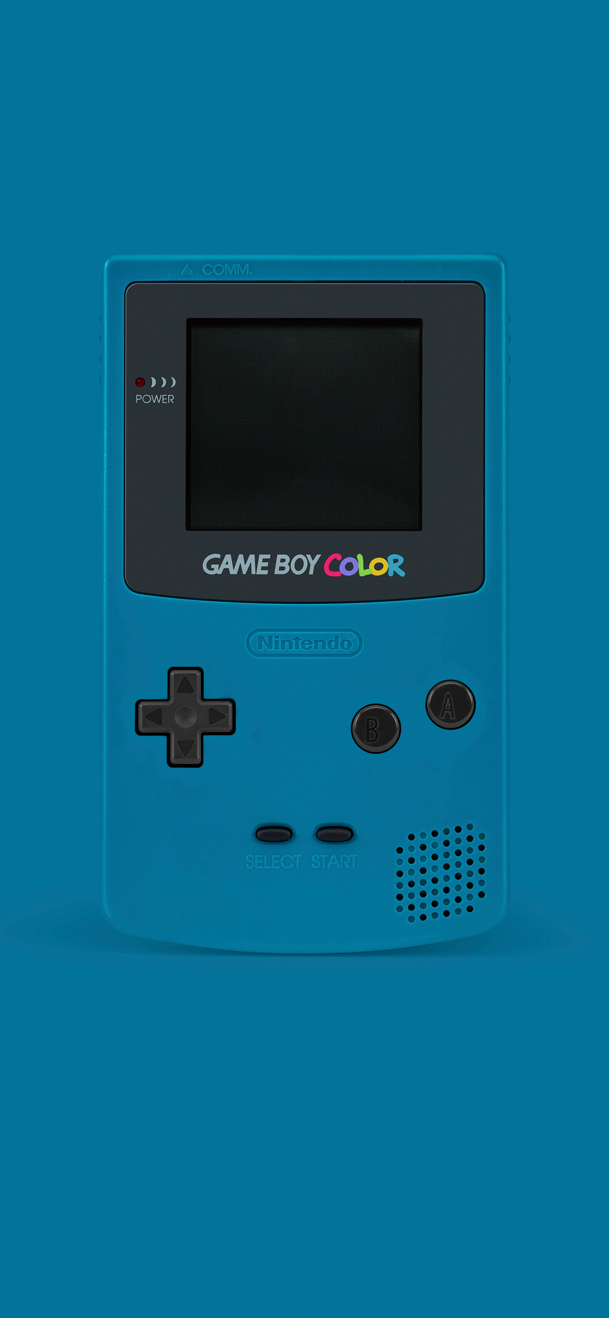 iPhone wallpapers game boy color turquoise Game Boy Color
