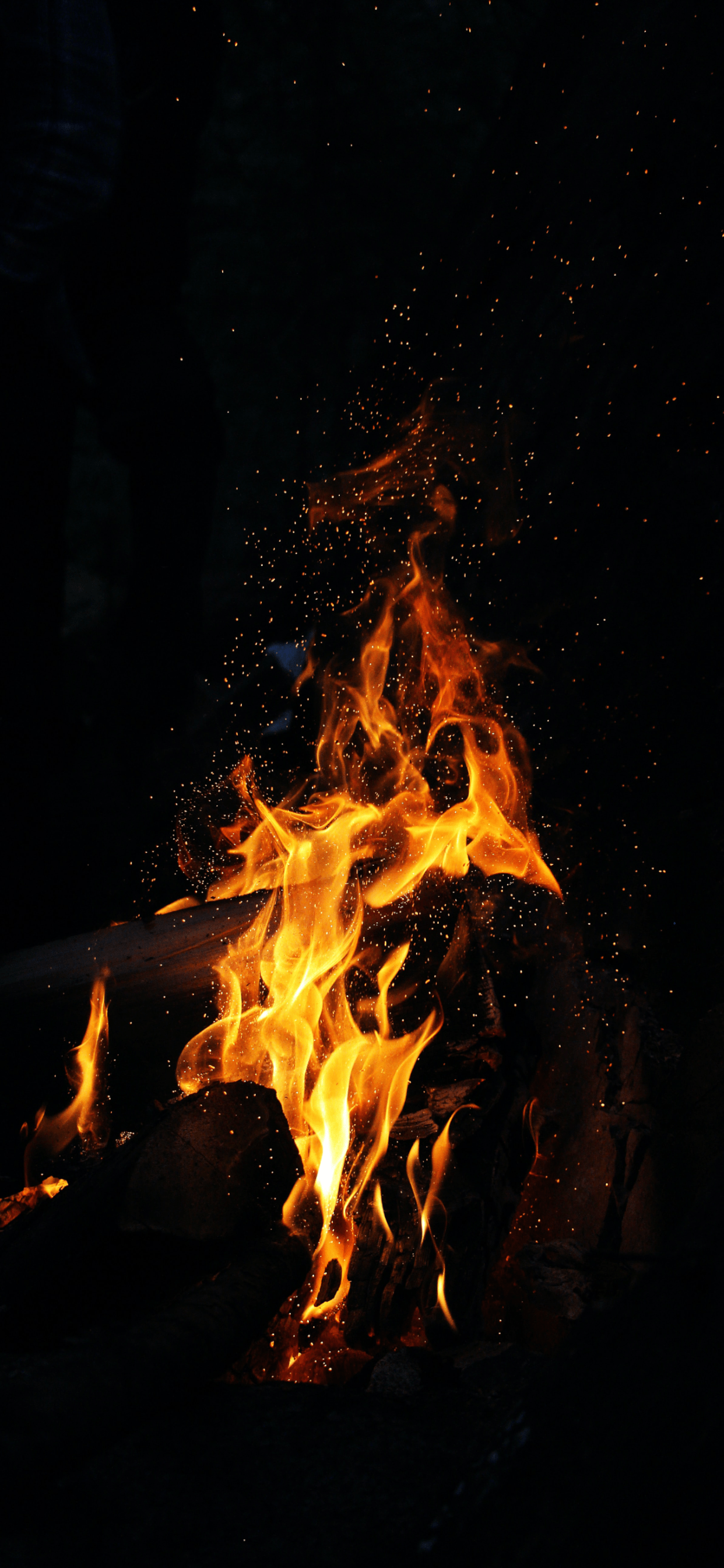 iPhone wallpapers fire bonfire Fire