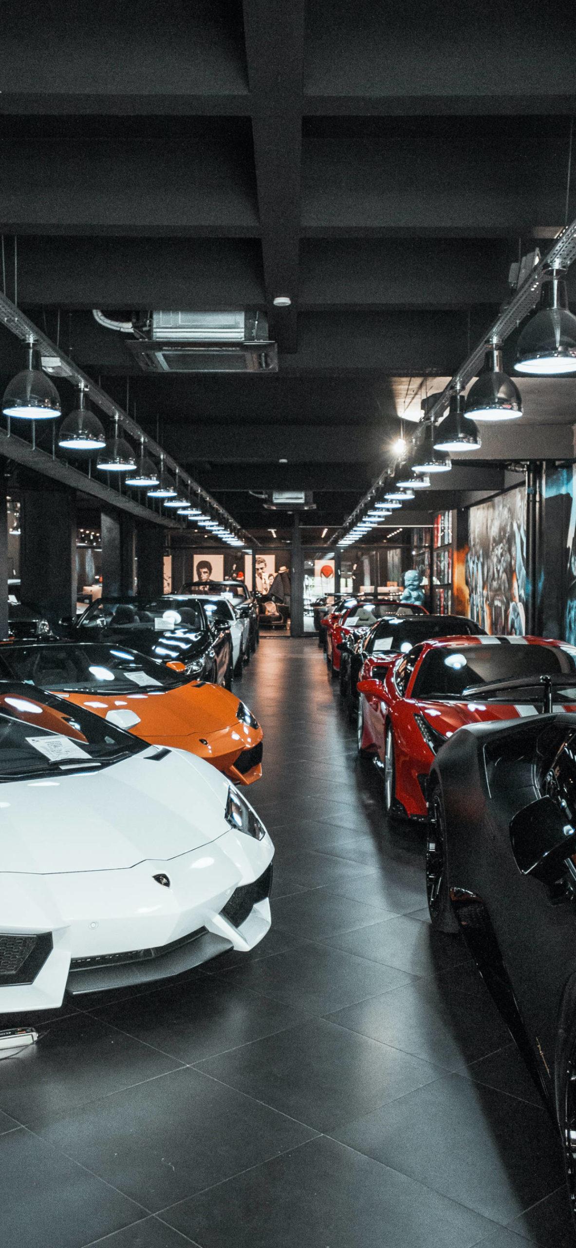 iPhone wallpapers lamborghini cars scaled Lamborghini