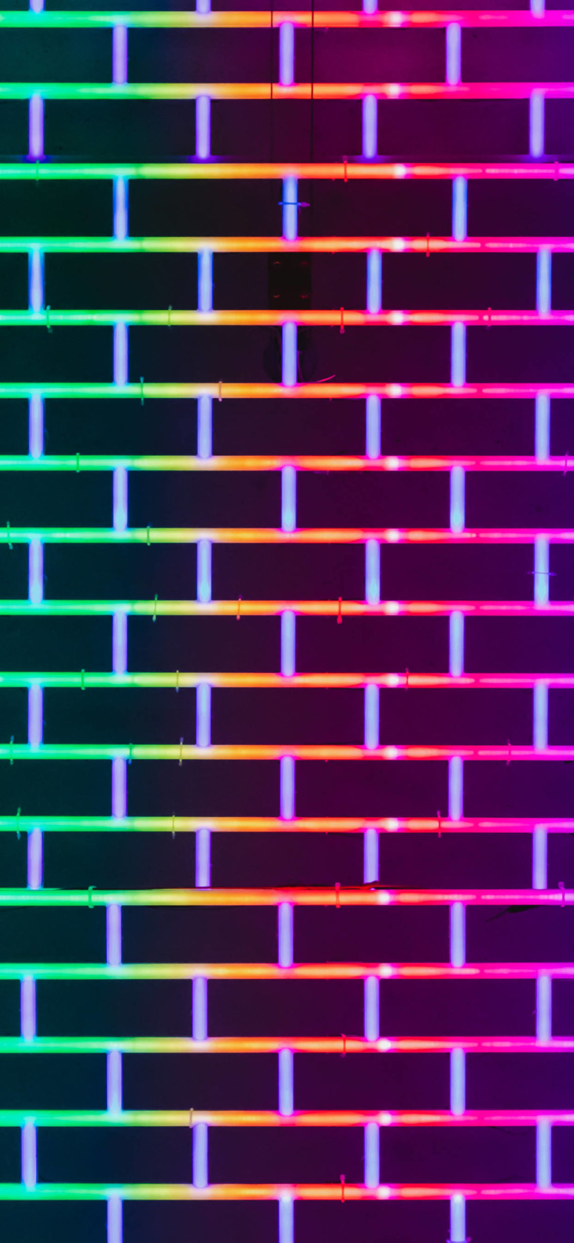iPhone wallpapers neon lights wall scaled Neon