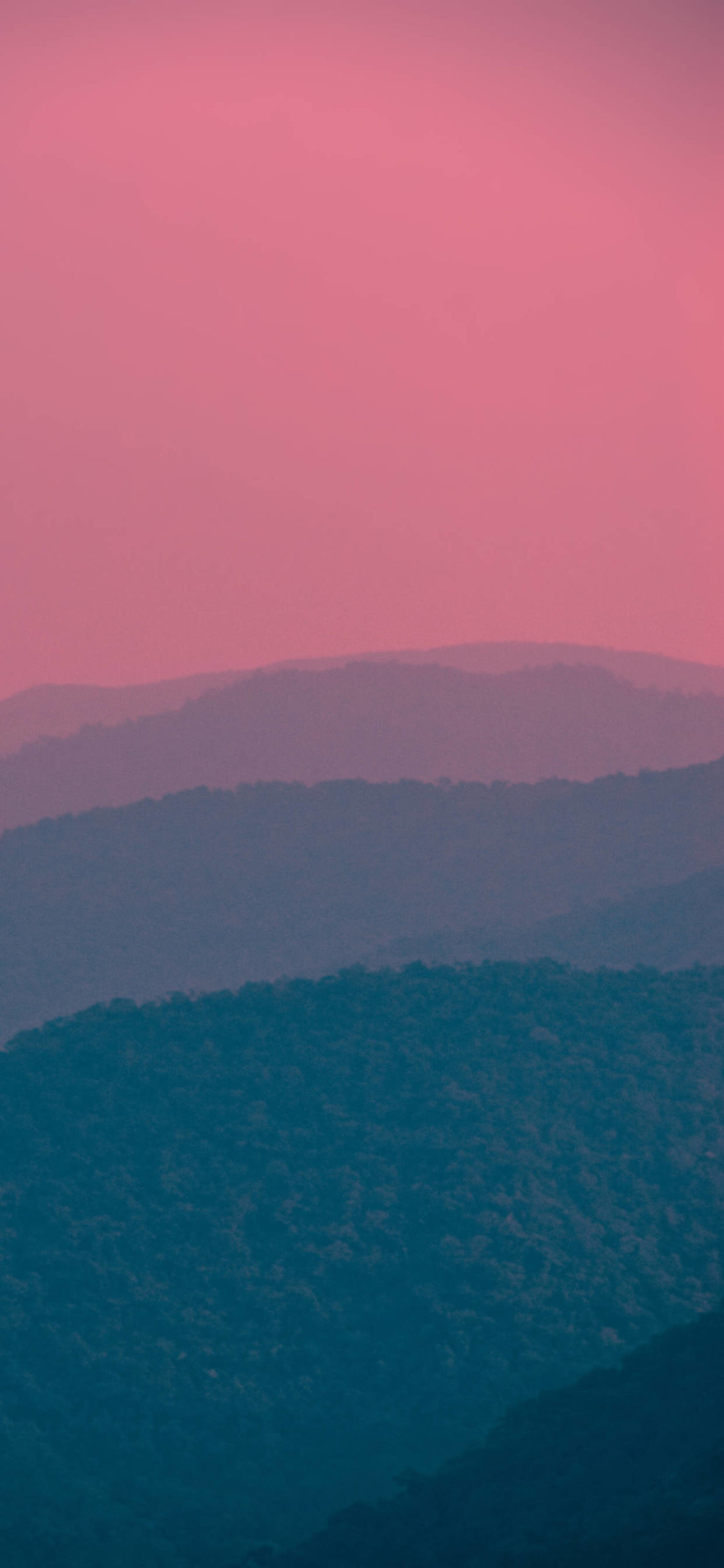 iPhone wallpapers colors pink mountains scaled Rose