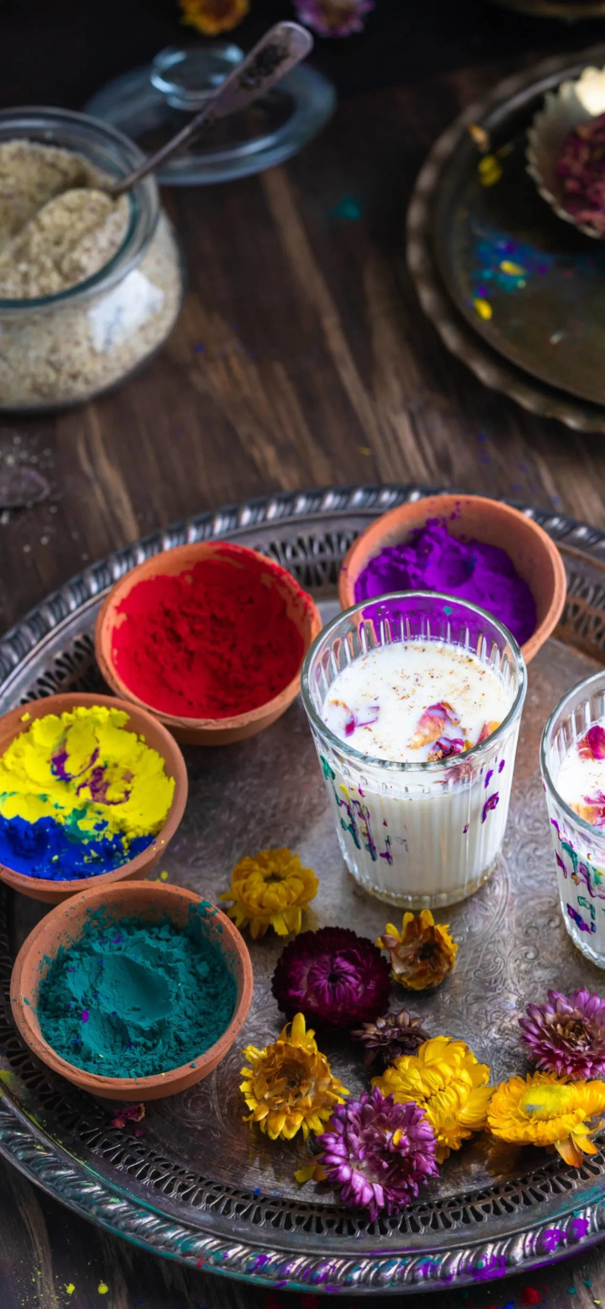 iPhone wallpapers india holi colors scaled India