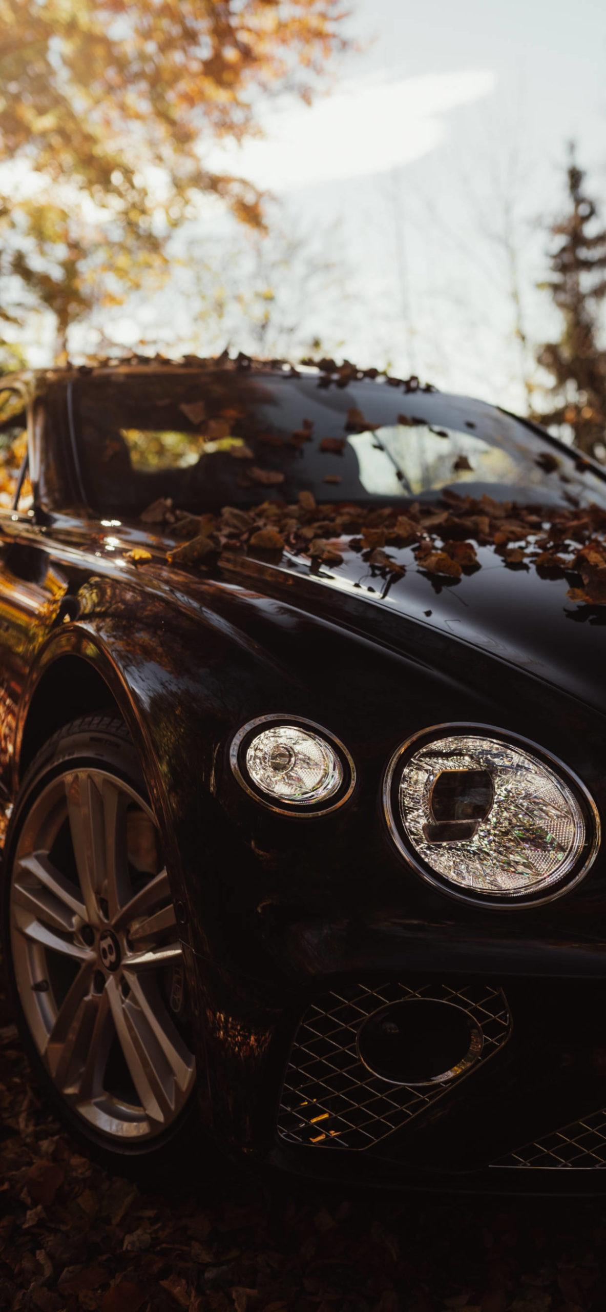 iPhone wallpapers bentley tires ligths scaled Bentley