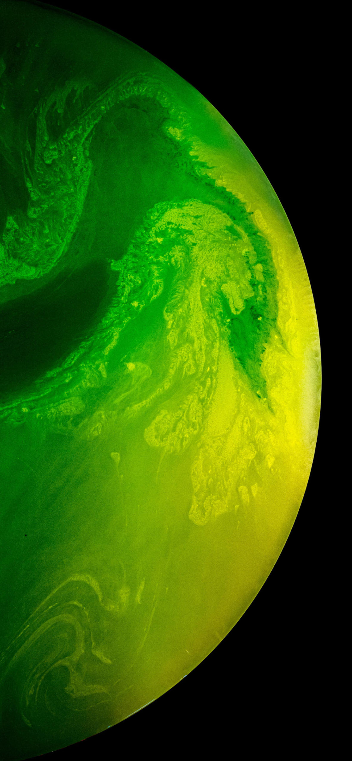 iPhone wallpapers paint green scaled Paint
