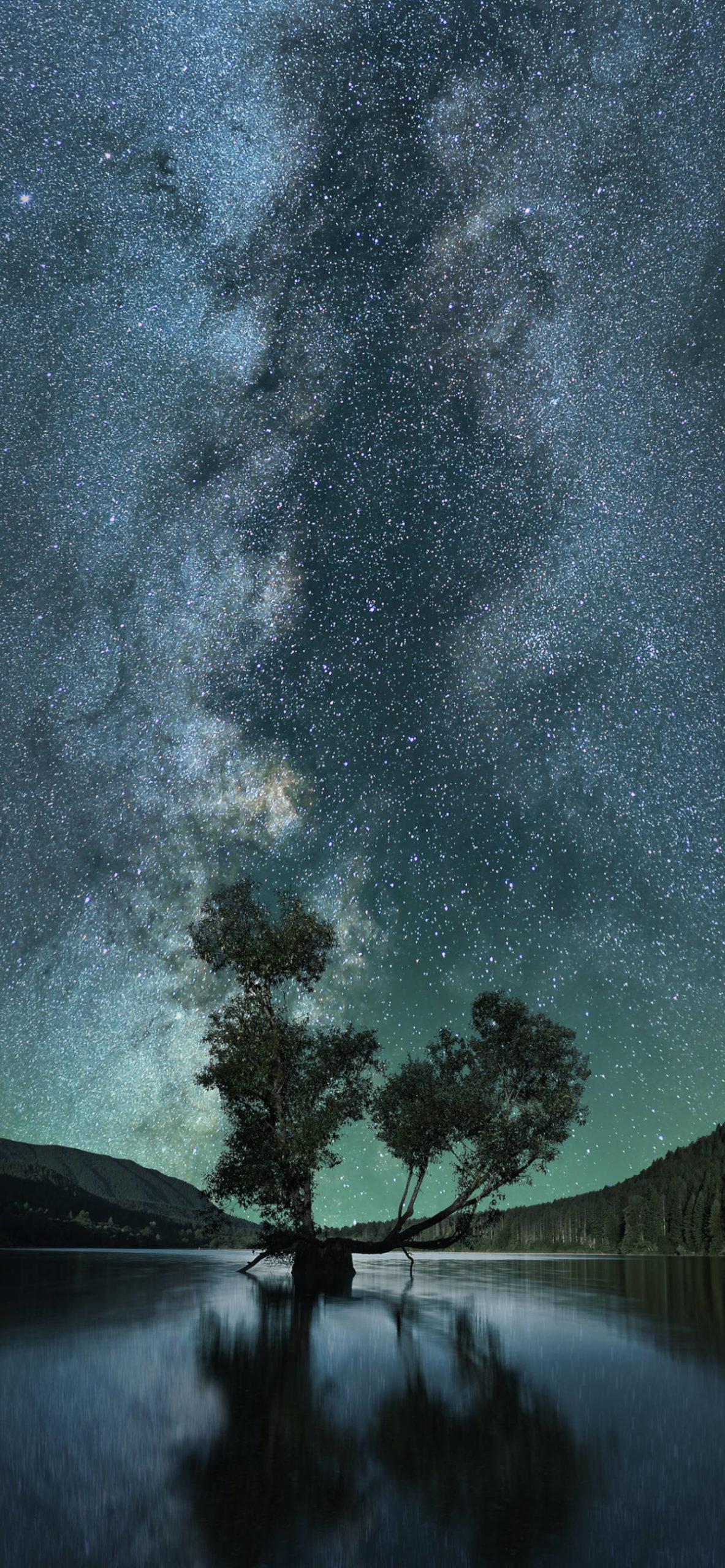 iPhone wallpapers stars ratllesnake lake scaled Stars