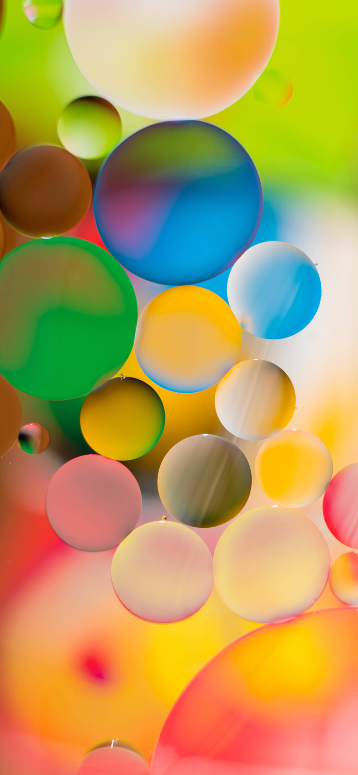 iPhone wallpapers abstract balls colors Abastract