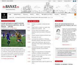 Redesign site de știri pe WordPress