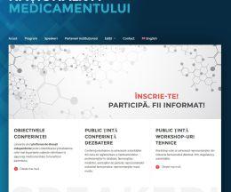 Conferința Națională a Medicamentului 2018