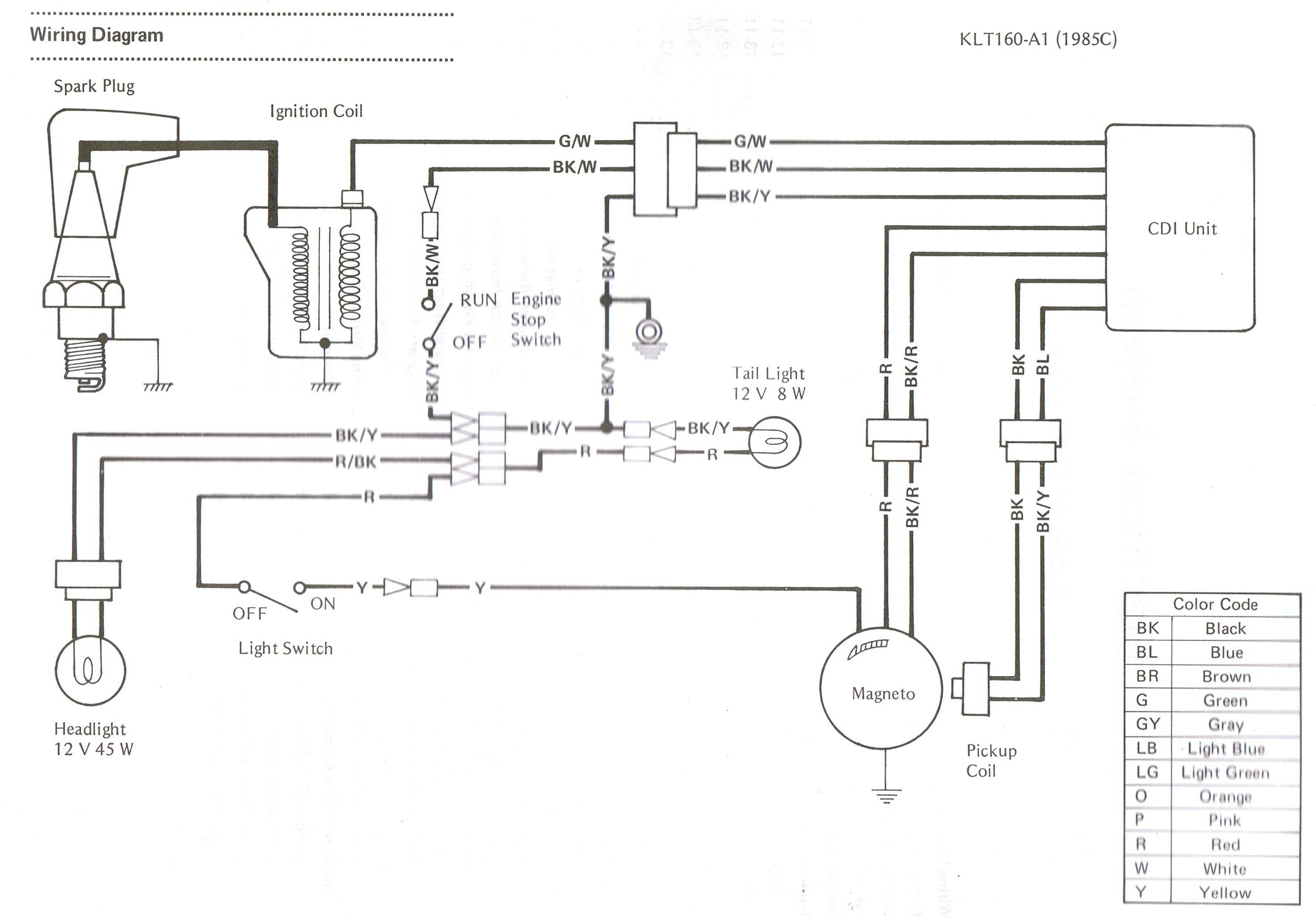 2000 Honda Foreman 400 Parts Diagram