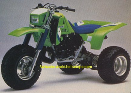 Three Wheeler World S Kawasaki Tecate Picture Page 2