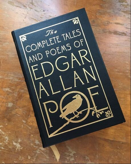 WTRW: The Works of Edgar Allan Poe by 3 Winks Design