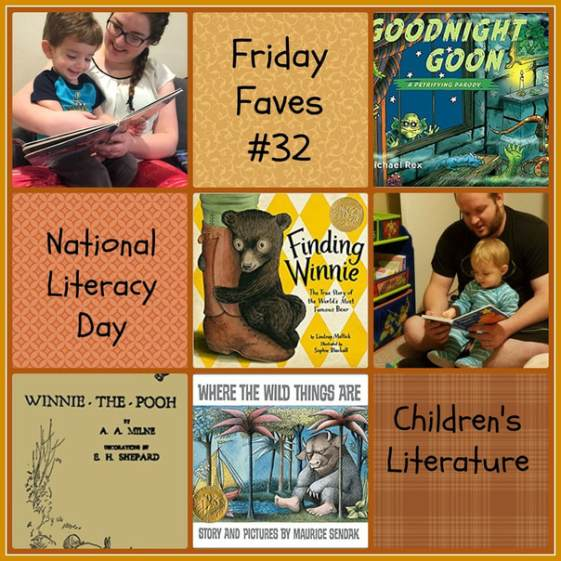 Favorite Children's Literature, an Update in Honor of Beverly Cleary by 3 Winks Design