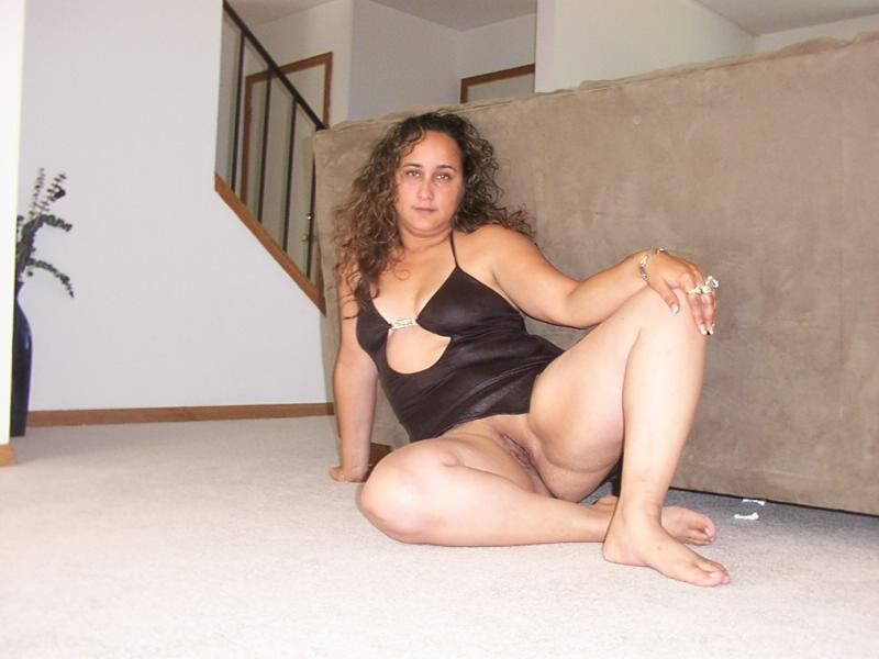 Chubby Wife Scared-3446