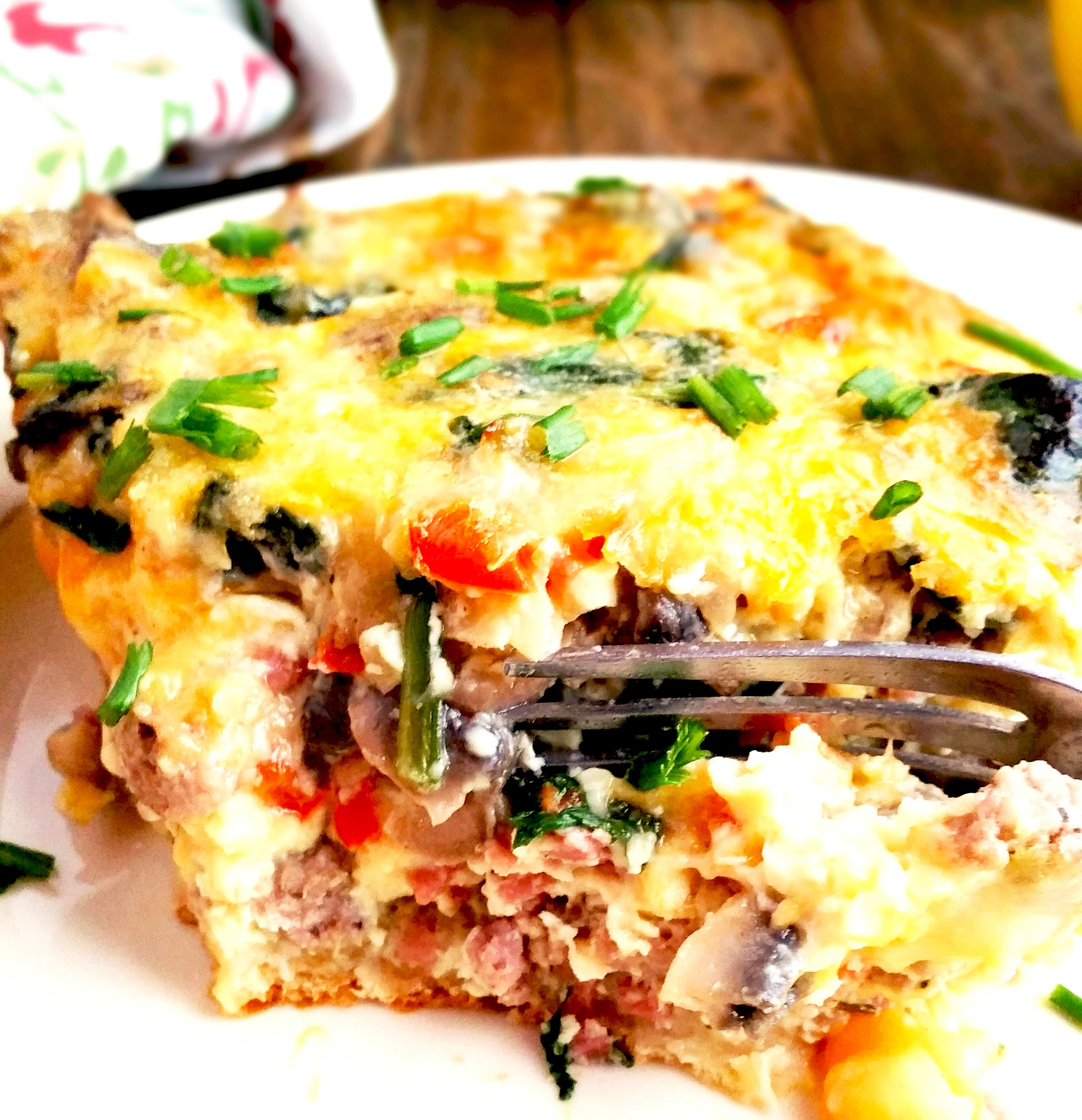 Breakfast Cassorle: Best Breakfast Egg Casserole