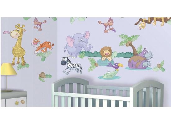 Walltastic Wandsticker Wandtattoo Kinderzimmer Baby