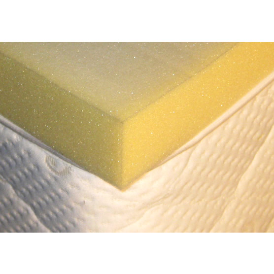 4 Pound Memory Foam 3 Thick Click To Enlarge