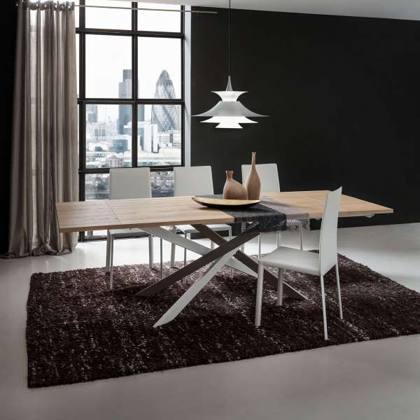 Table De Salle Manger Design Extensible En Stratifi