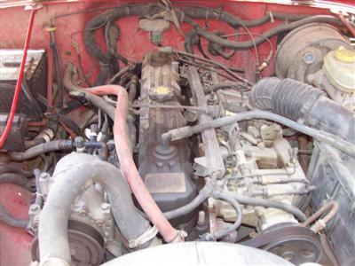 broken jeep exhaust manifold