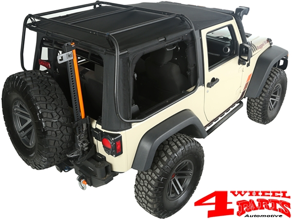 with roof rack jeep wrangler jk year