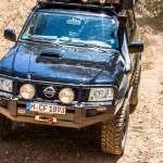 Y61 Nissan Patrol Modified