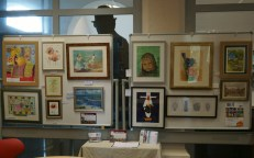 BEAT Exhibition at Hanwell Community Centre 2016