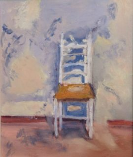 Chair in the Shade by Pauline Evans-£75