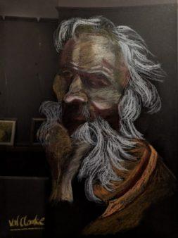 Elder by Val Cloake-£120