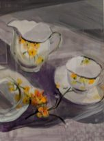 Hilary's China by Hilary Blake Adams-£95