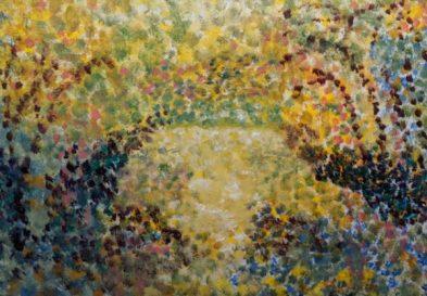Sunlit Bower by Shaheen Butt