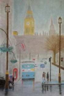 Tour Bus by John Dawson
