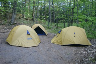 scout camp at Minden WWP