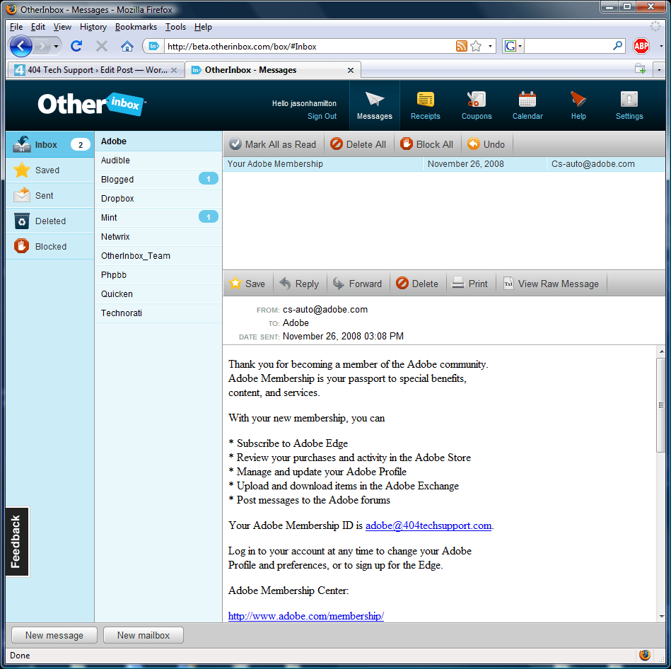 otherinbox