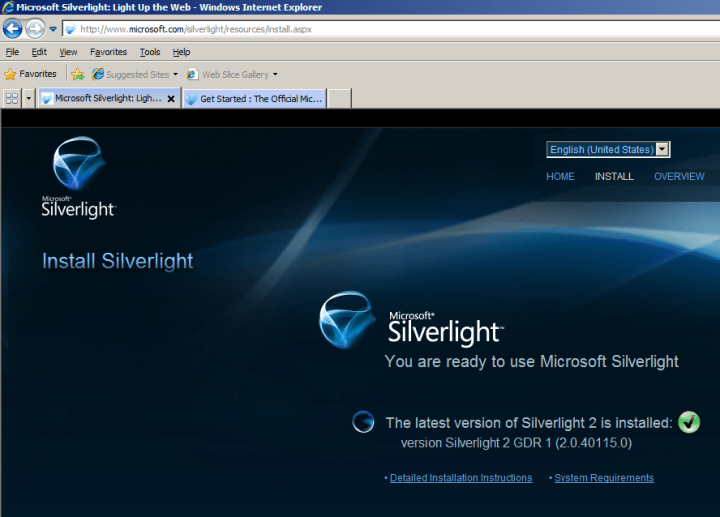 Silverlight Causes My Mouse to Freeze! - 404 Tech Support