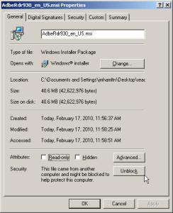 freeware download adobe reader 9.3