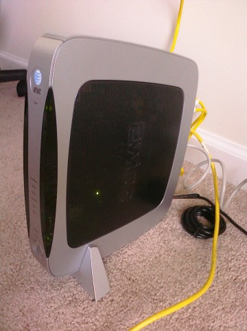 Exploring the AT&T U-Verse - 404 Tech Support