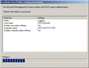 RSoP and GPResult - Must-Know Tools When Using Group Policy - 404