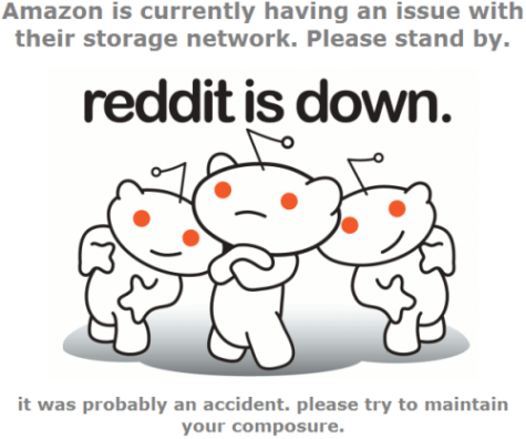 Reddit is Down and Blaming Amazon [Updated] - 404 Tech Support