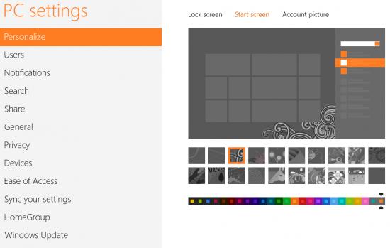 personalize_startscreen