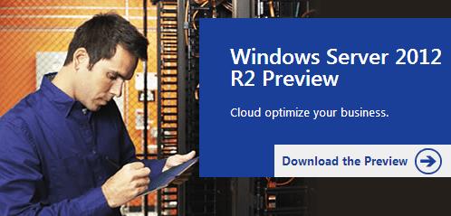 server 2012 r2 preview